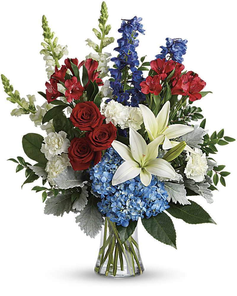 Colorful Tribute Bouquet - Excellent Florists
