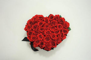 Heart Red - Excellent Florists