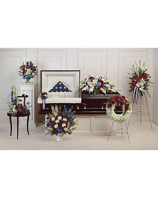 Distinguished Service Collection - Excellent Florists