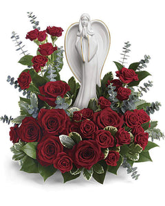 Forever Our Angel Bouquet - Excellent Florists