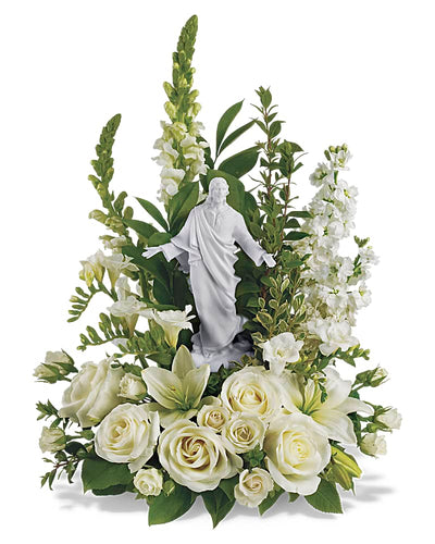 Garden of Serenity Bouquet - Excellent Florists