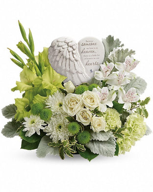 Hearts In Heaven Bouquet - Excellent Florists