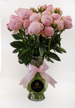 Load image into Gallery viewer, 20 Pink  Peonies  Arrangement