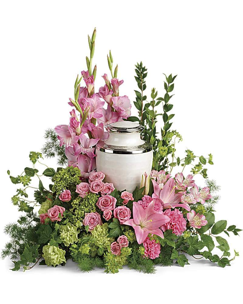 Sacred Solace Cremation Tribute - Excellent Florists