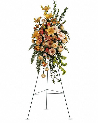 Sweet Remembrance Spray - Excellent Florists