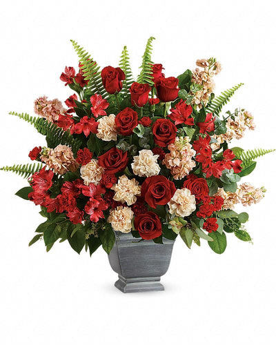 Bold Tribute Bouquet - Excellent Florists