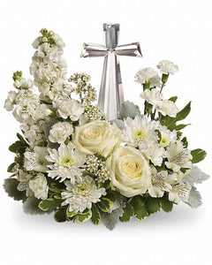 Divine Peace Bouquet - Excellent Florists