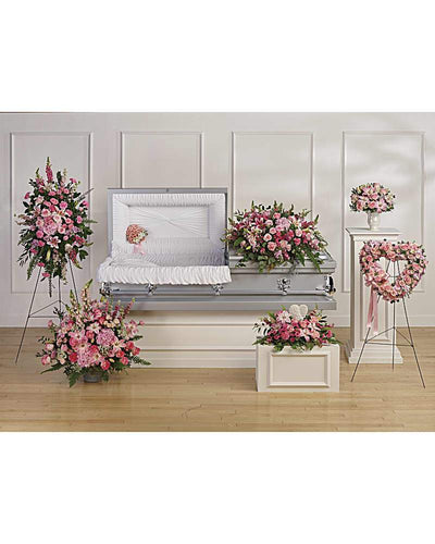 Beautiful Memories Collection - Excellent Florists