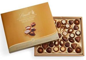 Swiss Luxury Chocolate 40 pieces