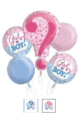 Girl or Boy 1 Balloon Bouquet