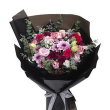 Load image into Gallery viewer, Color combination Flower Bouquet with Greenery * VASE NOT INCLUDED