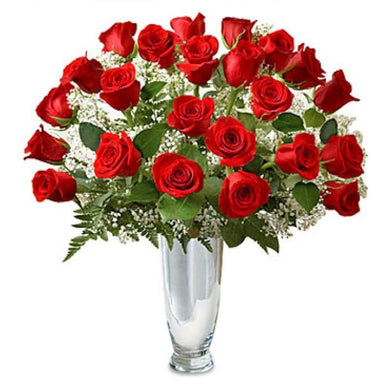 Luxury Two Dozen Roses