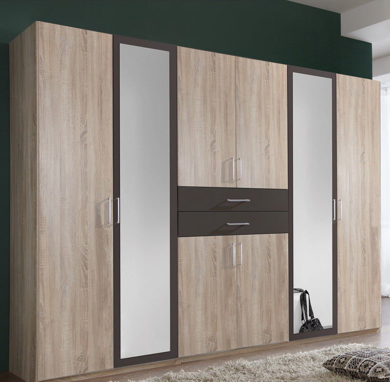 German Wardrobe Collection bringing clean lines and practical storage solutions