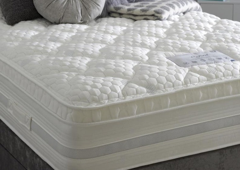 Durabeds Oxford 1000 Memory Foam Divan Mattress, Bed Showroom Sedgley Dudley Wolverhampton Stourbridge Birmingham