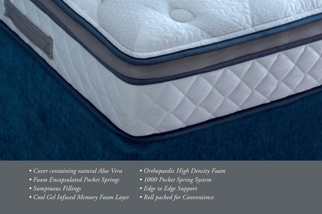 Cooling Gel Mattress, Pocket Sprung Cooling Gel Mattress, Cooling mattress topper, cooling gel mattress topper, Pocket Sprung Orthopaedic Mattress, cheap 1000 pocket spring mattress double king size single, Baker and Wells Majestic Mattress, Vacuum Packed Mattress, Pocket Sprung Double Mattress, King Size Pocket Mattress, Pocket Sprung Mattress,