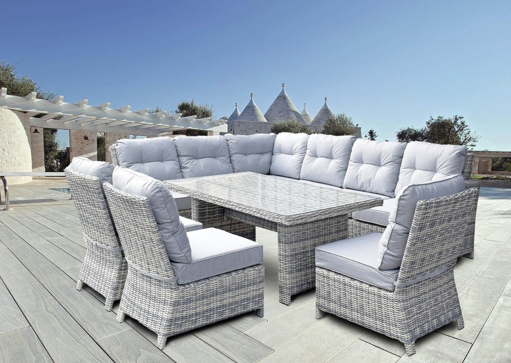 Signature Weave Rattan, Amy0340 Corner Rattan Set, Amy Rattan Corner Sofa Set, Wayfair Rattan, Luxury Rattan, Maze Rattan, Sol 72 Outdoor Rattan Garden Furniture, Rattan Corner Sofa, Rattan Garden Furniture, Brown Rattan Corner Sofa, Rattan Republic, Rattan Corner Sofa Set
