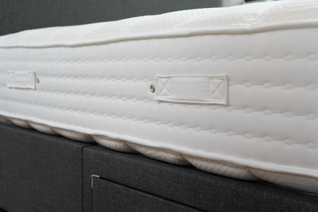 winter summer pocket sprung luxury mattress