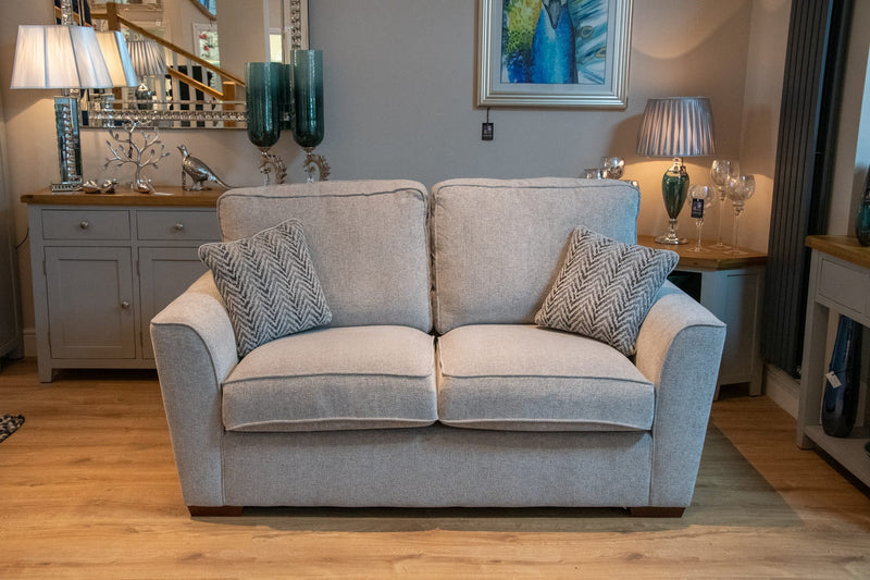 'Fantasia' Corner Sofa - Available In a Wide Range Of Fabric Colours