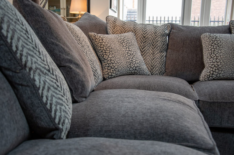 'Fantasia' 2 Seater Sofa - Available In a Wide Range of Fabric Choices