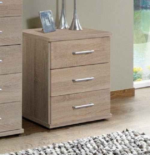 SlumberHaus Light Oak Chests of Drawers