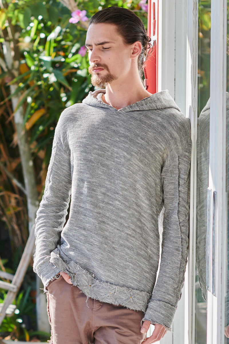 OPIOU JUMPER GREY