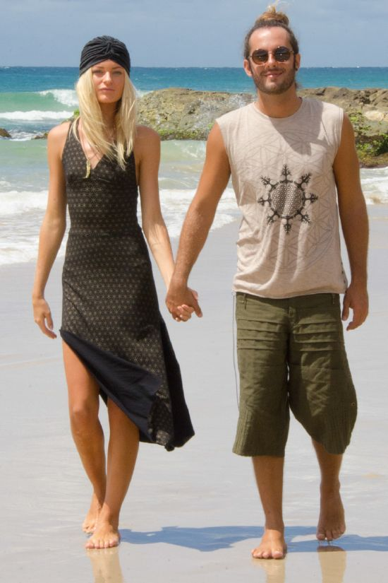 SEKUSHI LONG DRESS