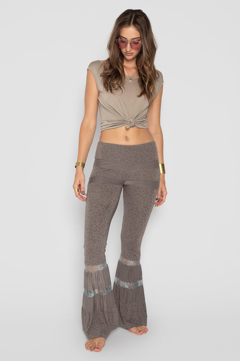 AGATE PANTS GREY