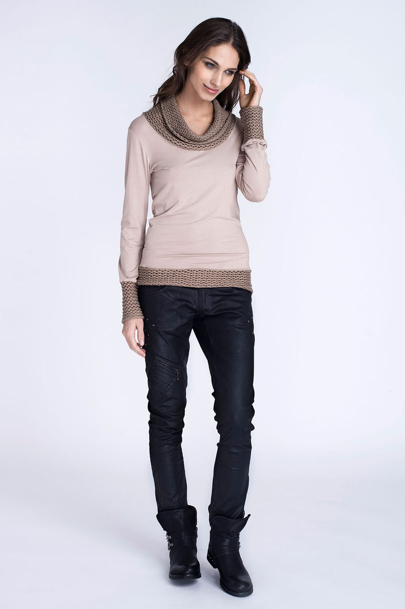 SAGITTARIUS LONG SLEEVE TOP