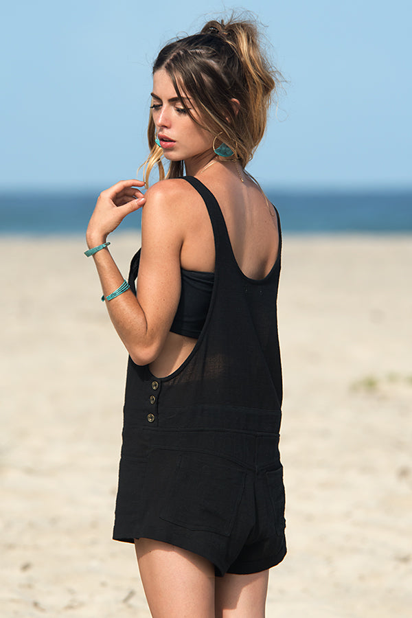 ETNIX JUMPSUIT BLACK