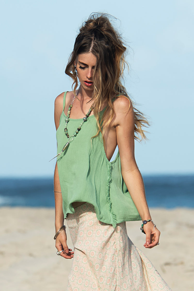 BREEZE TOP GREEN