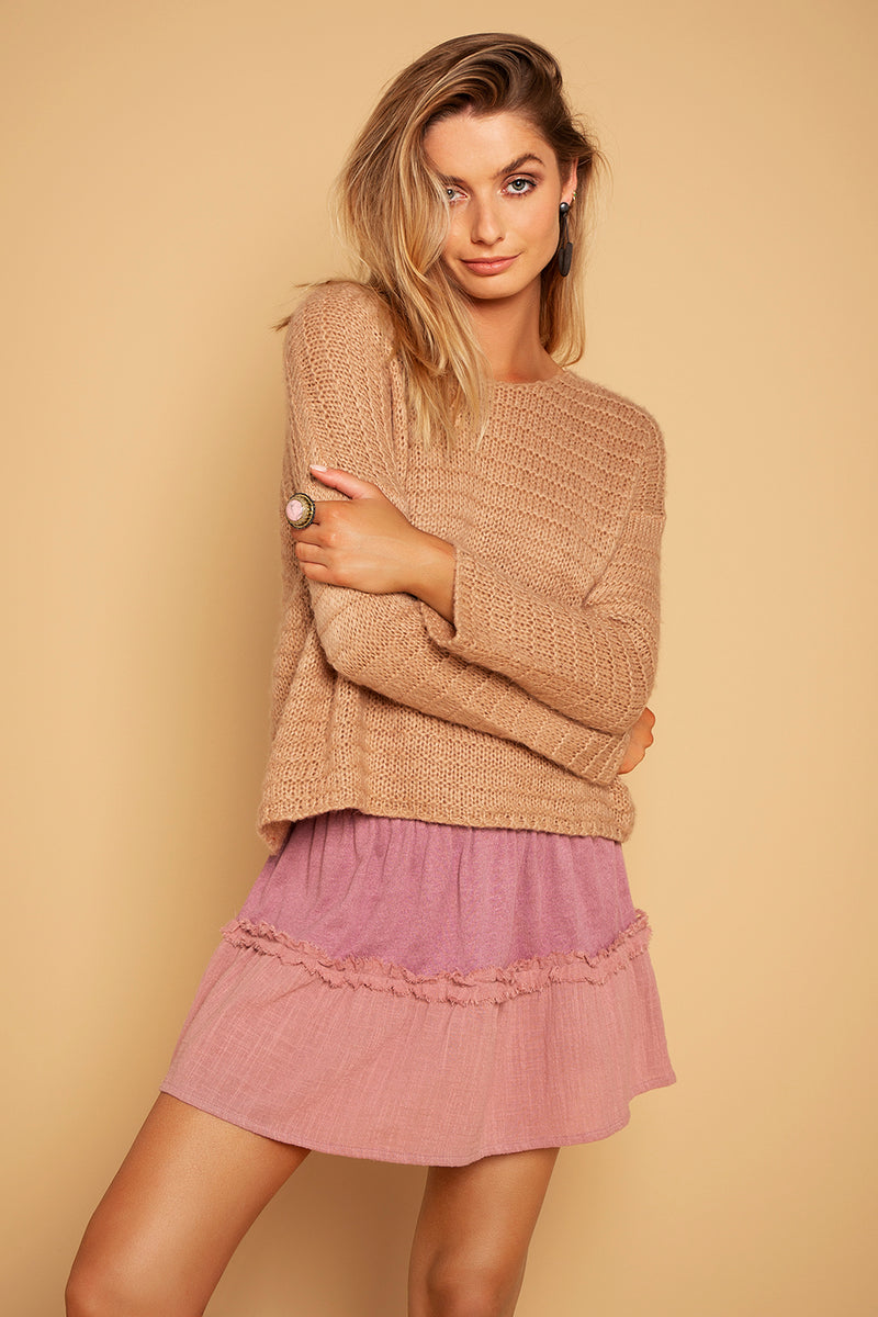 NIKKO KNIT JUMPER