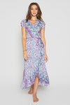 ELIXIR DRESS PURPLE
