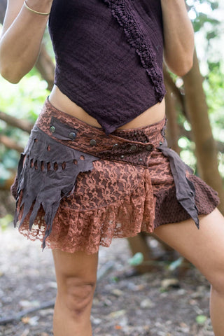 FLAMENCO URBAN GYPSY SKIRT