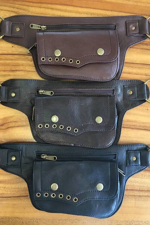 SMOOTH POCKET BELT