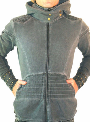 PIXIE PLATED JACKET