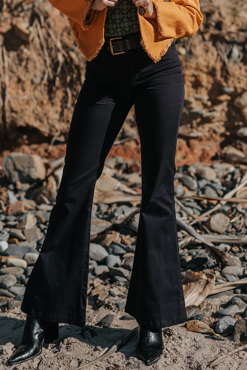 SPLENDIDO PANTS BLACK