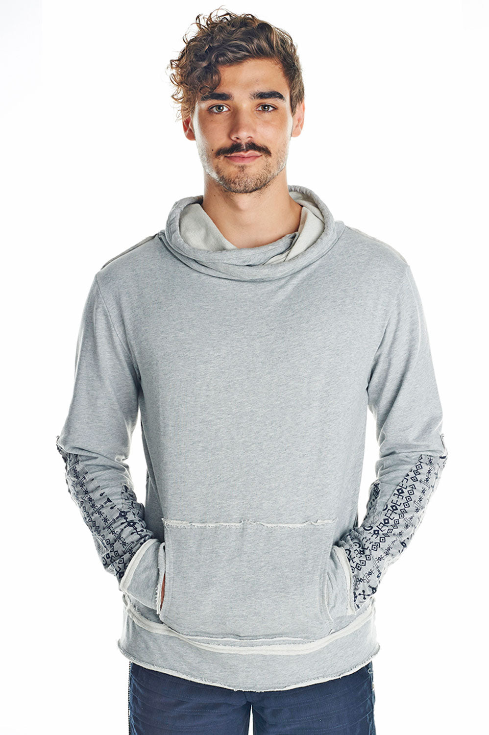 SAMADHI LONG SLEEVE TOP
