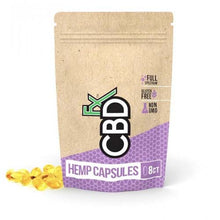 Load image into Gallery viewer, CBDfx Hemp Capsules
