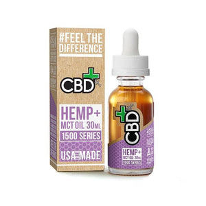 CBD FX HEMP & MCT Oil 1500mg 30ML