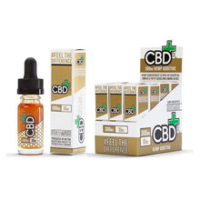 Load image into Gallery viewer, CBD FX HEMP & MCT Oil Tinchure 500mg