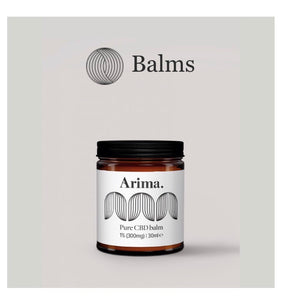 Arima CBD Balm 300mg 30ml