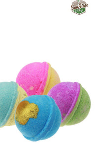Sunstate CBD Bathbombs perfect for destressing after a long day at work. Just drop it into your hot bath, and take in the beautiful aroma.