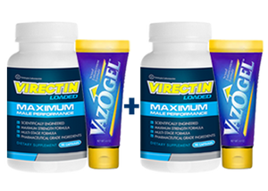 Virectin Vazogel Platinum Package