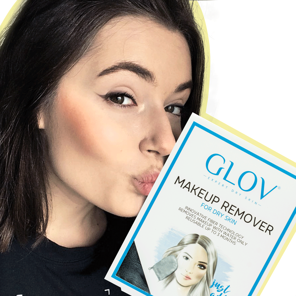 glov.gr, glov makeup remover only with water for dry skin