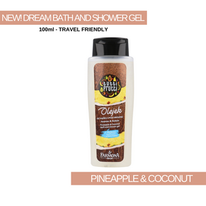 Pineapple & Coconut Dream Bath and Shower Gel