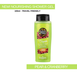 Pear & Cranberry Fabulous Bath & Shower Gel