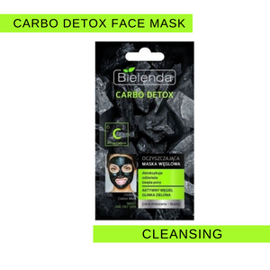Carbo Detox Cleansing Mask