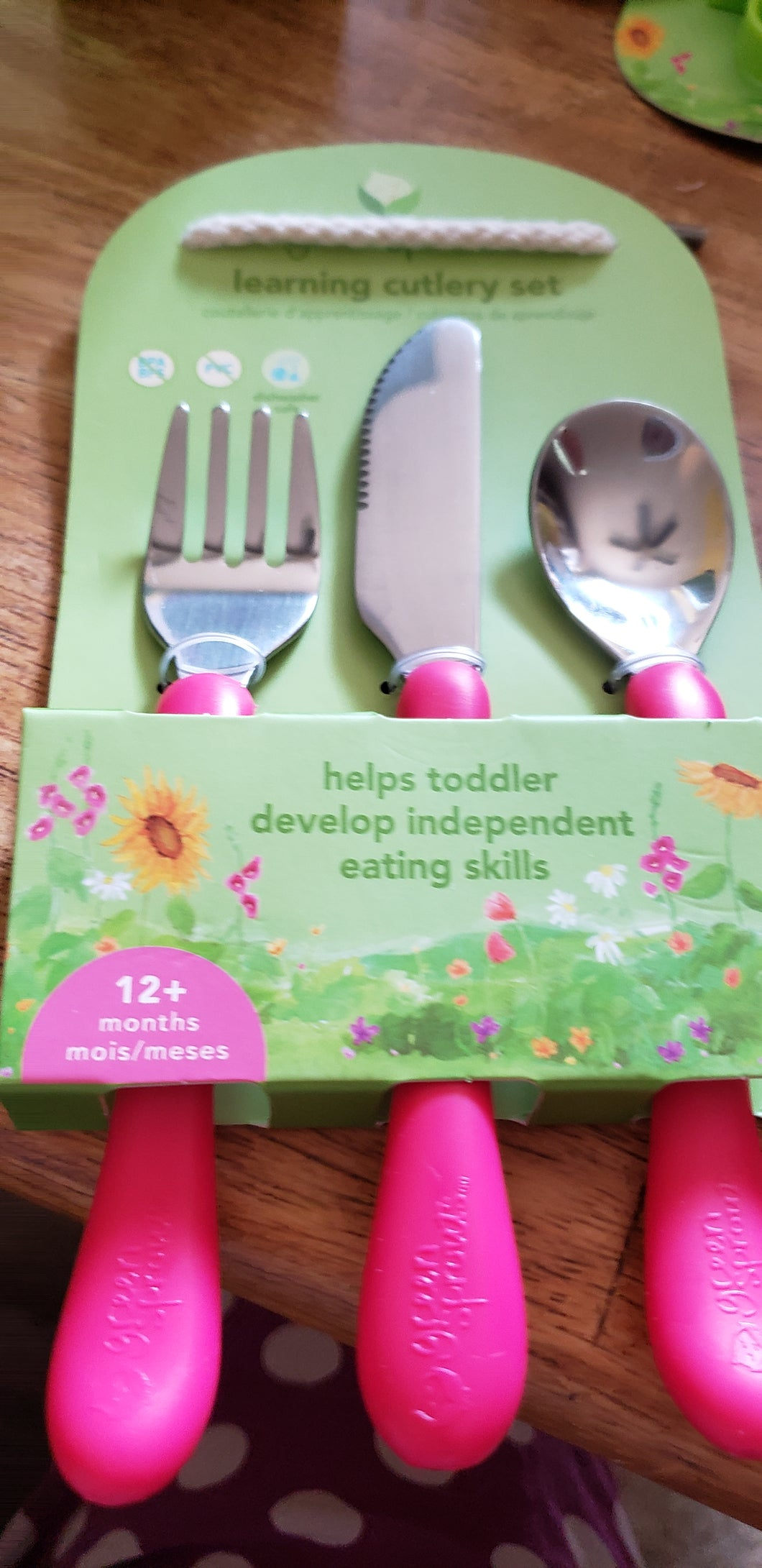 Learning Cutlery Set