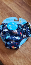 Load image into Gallery viewer, Snap Reusable Swimsuit Diaper