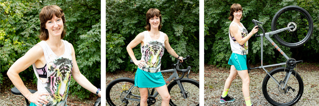Obed Bikes Get to know us Ruth Sayger